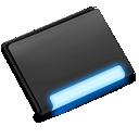folder, light