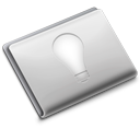 folder, smart, | icon