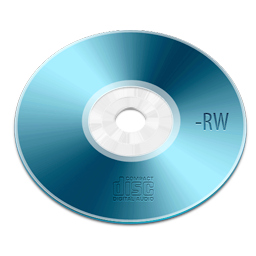 cd, device, optical, rw, | icon