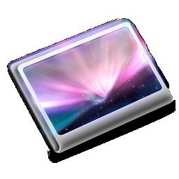 desktop, folder, | icon
