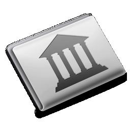 folder, library,   icon