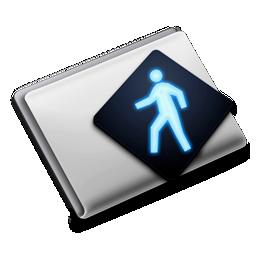 folder, public, shared icon