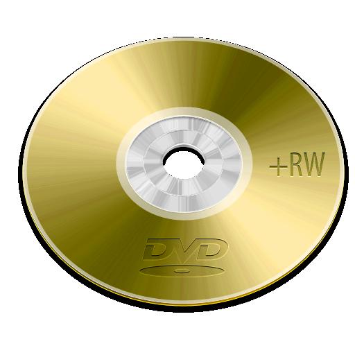 device, dvd+rw, optical, | icon