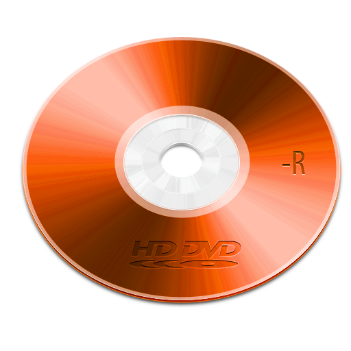 device, dvd, hd, optical, r, | icon