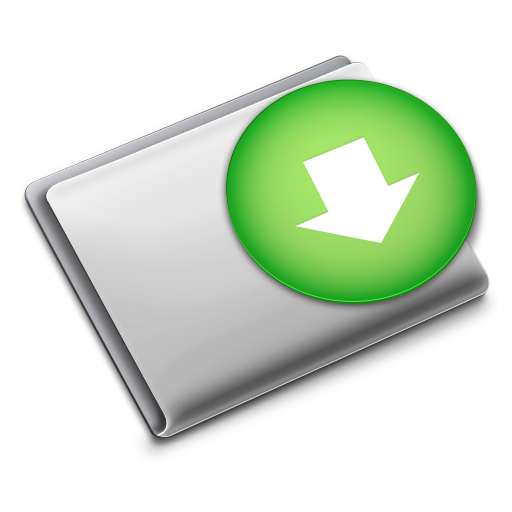downloads, folder, | icon