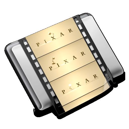 film, folder, movie icon