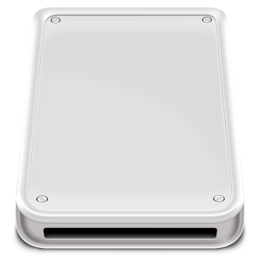 disk, hard, removable,   icon