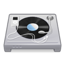 dj, ipod, music, turntable icon