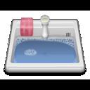 sink, wash icon
