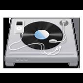 dj, ipod, music, turntable icon