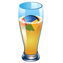 beer, buzz, drink, glass, google, google buzz icon