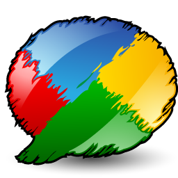 artistic, buzz, google, google buzz icon