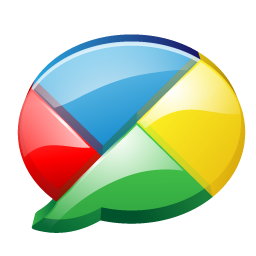 buzz, google, google buzz icon