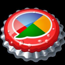 buzz, cap, google icon