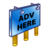 ads, advertisement, advertising icon