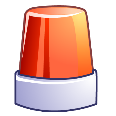 Alert Emergency Icon Download PNG