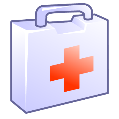 aid, first, health, kit, medicine icon