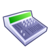 audio, console, mixer icon