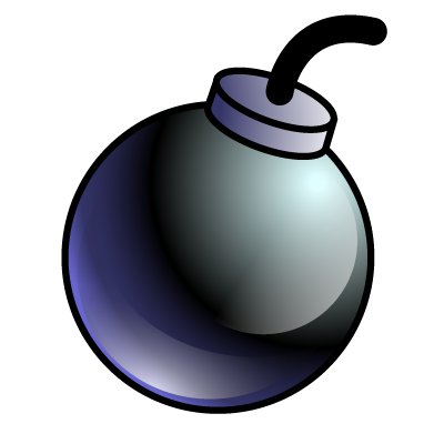 Bomb Icon Png Bomb Explosive Icon Png