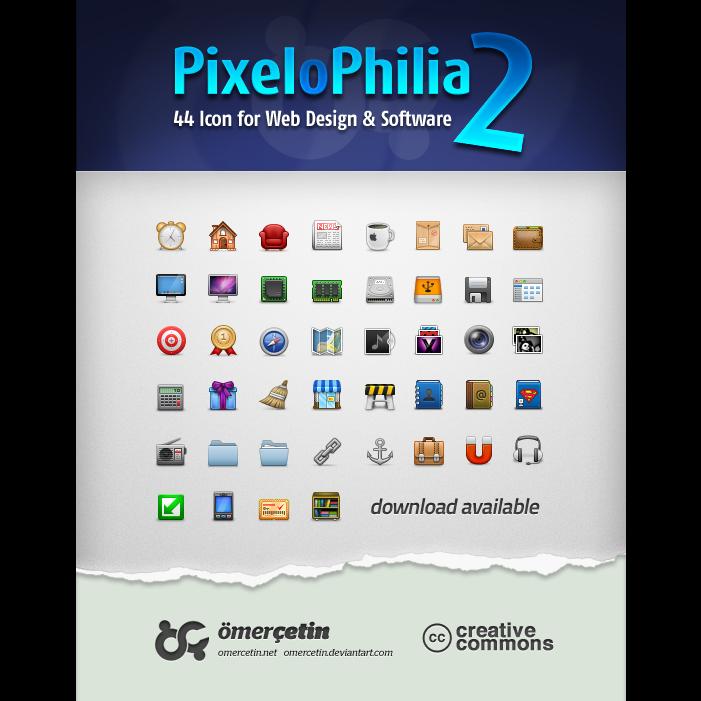 pixelophilia icon