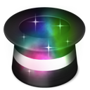 hat, magic icon