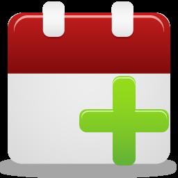 add, event icon