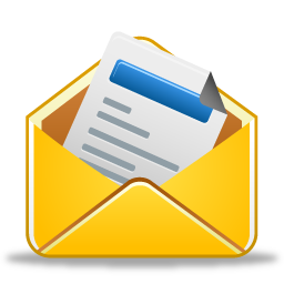 already, email, envelope, message, read, send icon