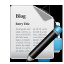 blog, compose