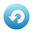 button, refresh, repeat, restart, update icon