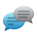chat, comments, fox, references, talk icon