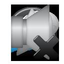 mute, speaker icon