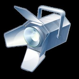 light, spot icon