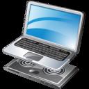 computer, cooler, hardware, laptop icon