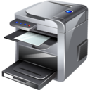 multifunction, printer icon