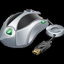 hardware, mouse, usb icon