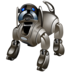 dog, pet, robot, robotic icon