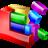 defragmentation icon