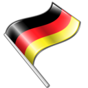 flag, german icon