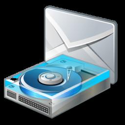 cache, mail icon