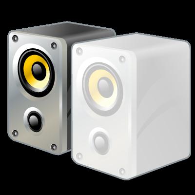 audio, channel, left icon