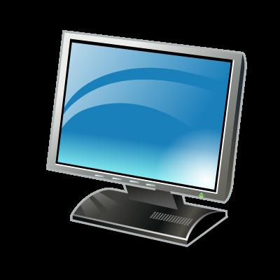 computer, lcd, monitor, screen icon