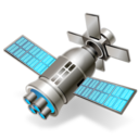 gps, satellite, solar, space icon