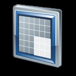 cells, merge icon