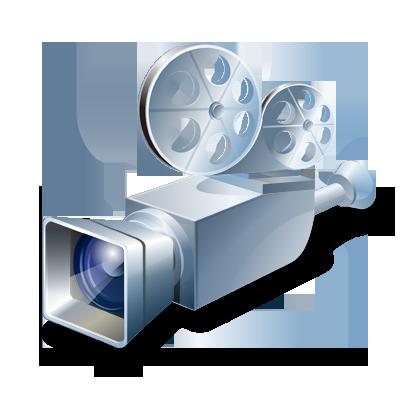 35mm, camera, film icon