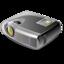 digital, projector icon