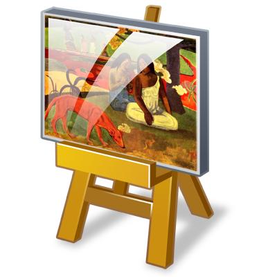 design, graphic, landscape, picture, portrait icon