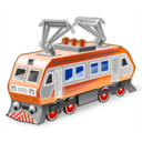 train, trains icon
