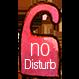 do not disturb, privacy icon