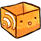 box, feed, rss icon