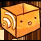 box, feed, rss icon